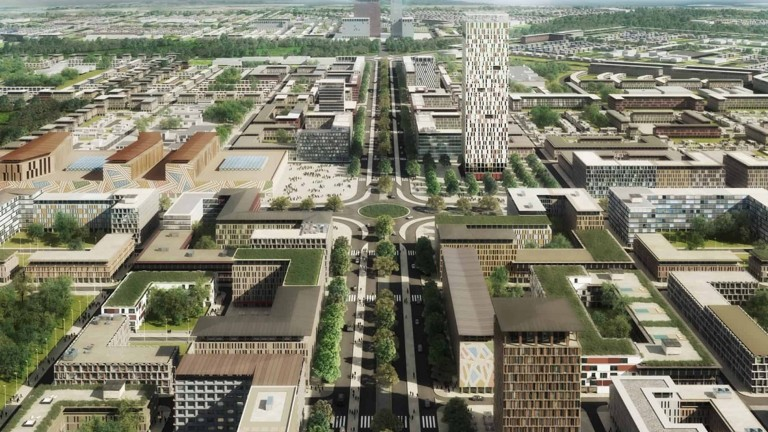 ACVB-Katembe Masterplan 1st Phase  (with Promontório and Betar )Maputo Sul- Mozambique