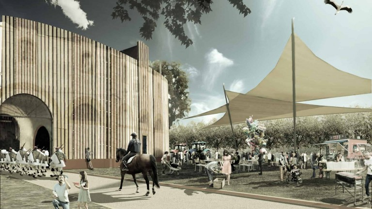 ACVB -   Outdoor Fairground International Competition 1st Prize Alcácer do Sal -Portugal