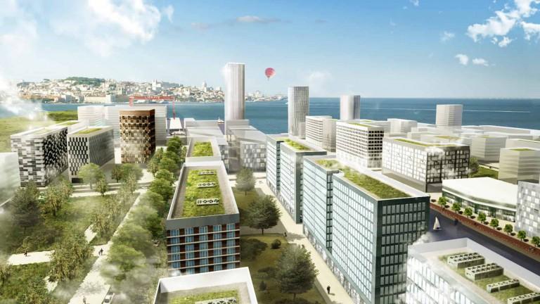 ACVB - Design Development Margueira Almada Portugal