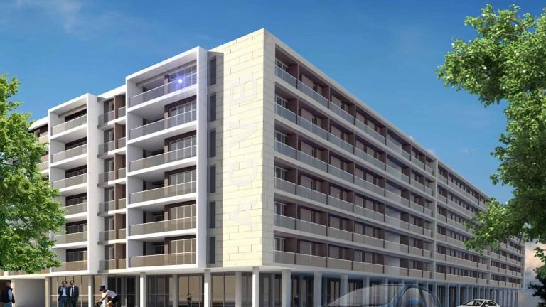 ACVB- Alta de Lisboa Housing and Retail-Plot 21.2  Lisboa, Portugal