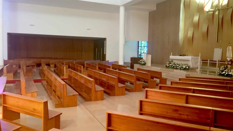 ACVB -  Church  and Parish Center, Pousos - Portugal