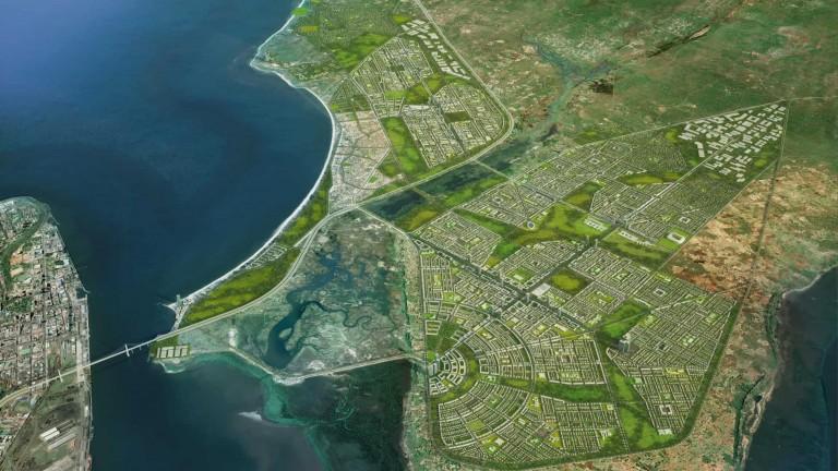 ACVB-Katembe Regional Plan  (with Promontório and Betar ) Maputo Sul Mozambique