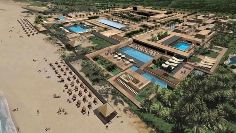 ACVB - Urban Design Consultancy,Azzemour Morocco