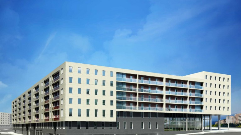 ACVB- Alta de Lisboa Housing, Office and Retail Plot 21.2  Lisboa, Portugal